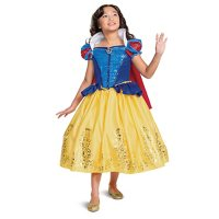 Disguise Girls' Disney Prestige Snow White Gown