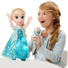 Disney's Frozen Sing-A-Long Elsa