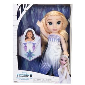 Disney Frozen Doll and Accessory Set