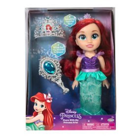 Disney Princess Share With Me Doll
