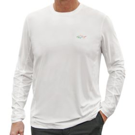 Greg Norman Men's Long Sleeve Performance Tee