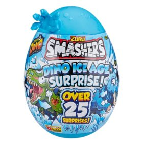 SMASHERS-SERIES 3 Dino Ice Age Surprise Large Egg