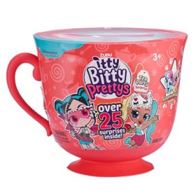 Itty Bitty Pretty's Tea Party Teacup Dolls Playset