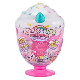 RAINBOCORNS - Sweet Shake Surprise Series ,1 Bonus 2 pc. Boo