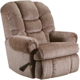 Terrific Lane Furniture Hoss Comfortking Big Tall Recliner Inzonedesignstudio Interior Chair Design Inzonedesignstudiocom