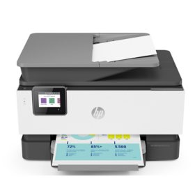 HP OfficeJet Pro 9018 Wireless All-in-One Printer - Instant Ink Ready