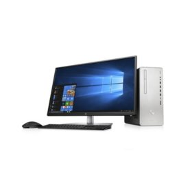 "HP ENVY 32"" Desktop Bundle, Intel Core i7+8700 Processor, 28GB Memory: 16GB Intel Optane + 12GB RAM, 2TB Hard Drive, Optical Drive, Wireless Keyboard and Mouse, 2 Year Warranty Care Pack, Windows 10 Home"