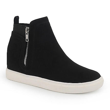 Madden Girl Prodigy Wedge Sneakers