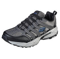 Charcoal 13 Skechers Outdoor Men's Shoe