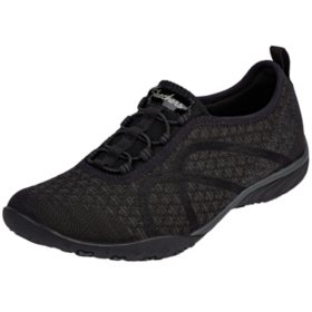 Skechers Women's Breathe Easy Slip On Shoe