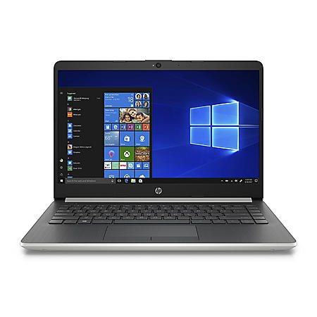 """HP 14.0"""" HD Touchscreen Laptop, Intel 8th Generation Core i3-8145U Processor, 4GB Memory, 128GB SSD Storage, HP Truevision HD Webcam, 2-Year HP Care Pack with Accidental Damage Protection, Windows 10 Home in S Mode"""