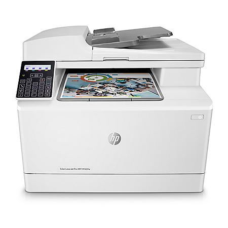 HP Color LaserJet Pro M183fw Wireless All-in-One Laser Printer