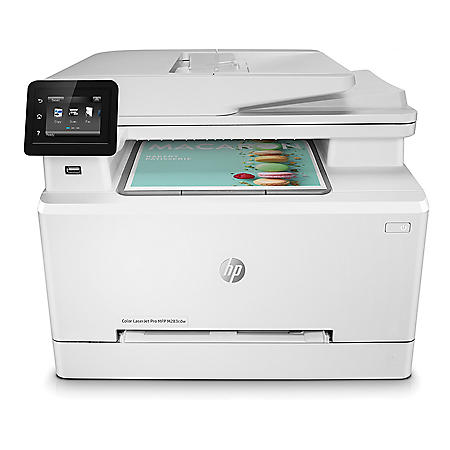 HP Color LaserJet Pro M283cdw  Wireless All-in-One Laser Printer