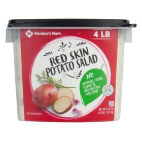 Member's Mark Red Skin Potato Salad (4 lbs.)