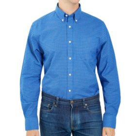 Member's Mark Classic Long Sleeve Stretch Oxford Shirt