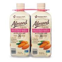 Member's Mark Unsweetened Vanilla Almond Milk (64 fl. oz., 2 pk.)