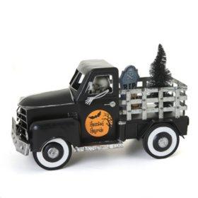 Member's Mark Prelit Halloween Truck