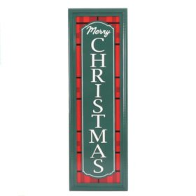 Member's Mark Holiday Greeting Sign (Merry Christmas)