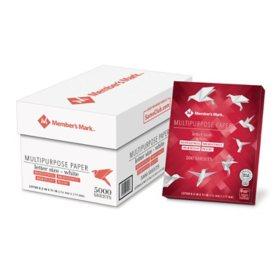 Truckload of Member's Mark Copy Paper