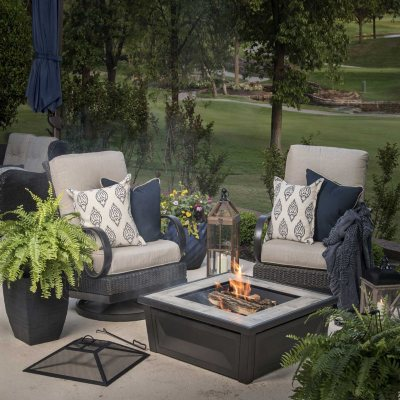 Member S Mark 36 Wood Burning Fire Pit Table Sam S Club