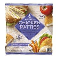 Member's Mark Chicken Patties, Frozen (5 lbs.)