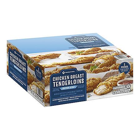 Member's Mark Chicken Tenderloins, Frozen (5 lbs.)