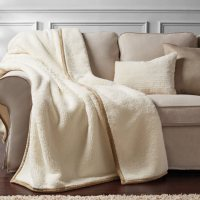 Deals on Member's Mark Oversized Cozy Throw 60x72-inch