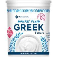 Member's Mark Plain Nonfat Greek Yogurt (40 oz.)