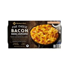 Member's Mark Five Cheese Bacon Macaroni (40 oz. tray)