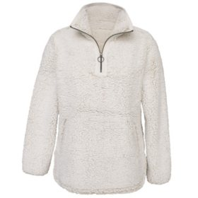 Member's Mark Ladies' Cozy Sherpa Pullover
