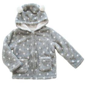Member's Mark Girl's Fur Jacket (Various Styles)