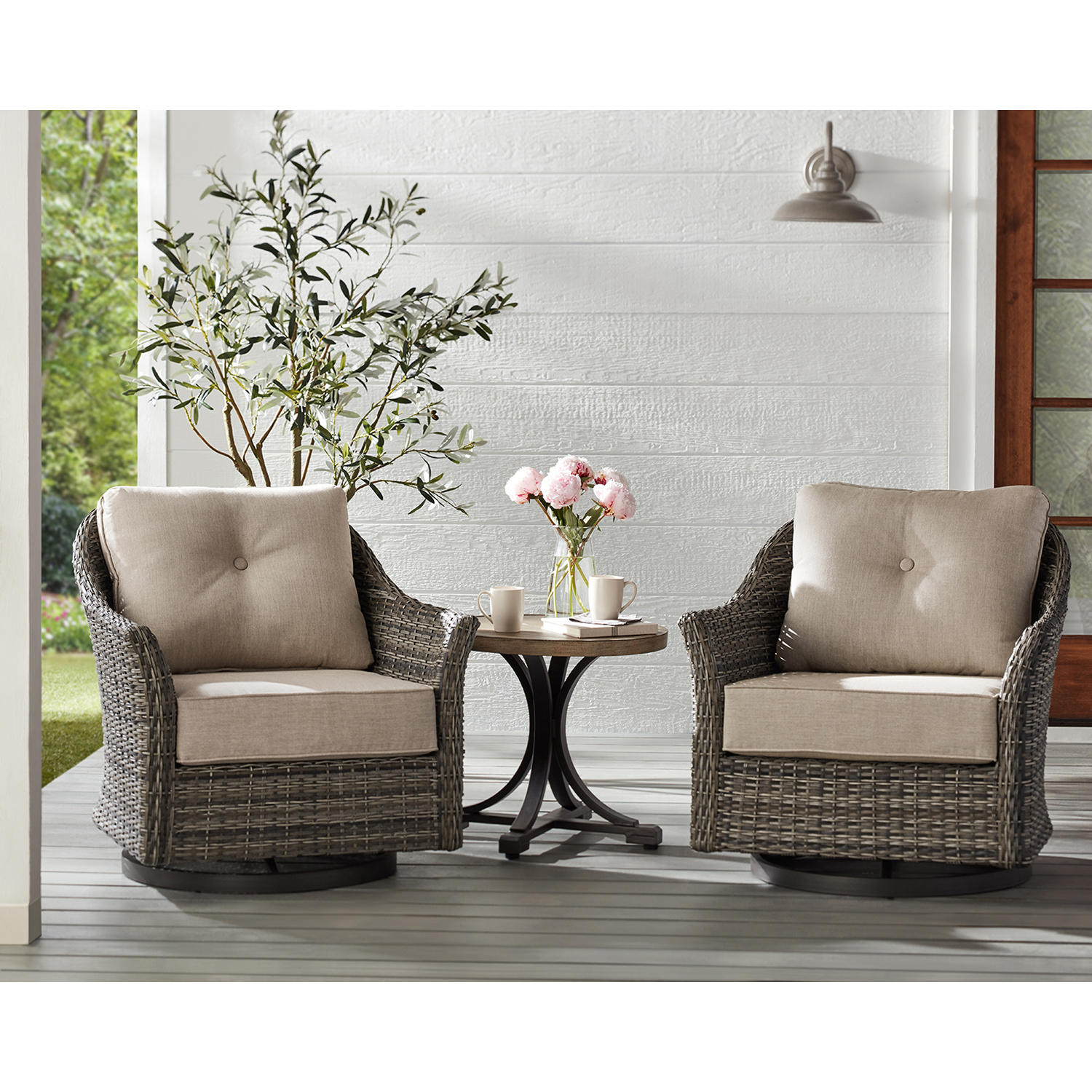 Member's Mark Townsend 3-Piece Seating Patio Set