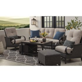 Member's Mark Homewood 6-Piece Seating Set