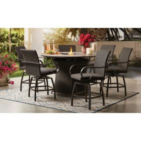 Patio Dining Sets Outdoor Dining Furniture For Sale Near Me Sam S Club