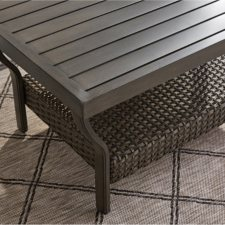 Members Mark Agio Stockton  Piece Patio Deep Seating Set With