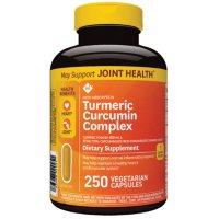 Member's Mark High Absorption Turmeric Curcumin Complex, Vegetarian Capsules (250 ct.)