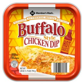 Member's Mark Buffalo Style Chicken Dip (28 oz.)