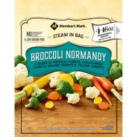 Member's Mark Broccoli Normandy, Frozen (4 lbs.)