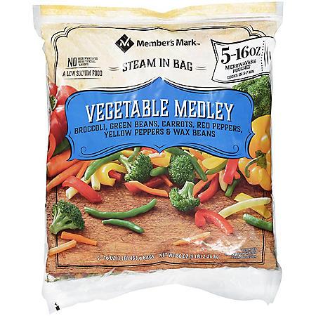 Member's Mark Vegetable Medley, Frozen (5 lbs.)