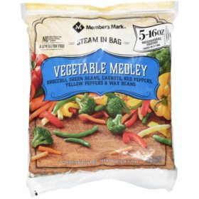 Member's Mark Vegetable Medley, Frozen (5 lbs.)