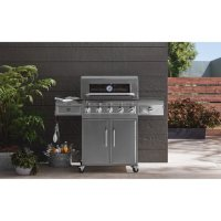 Deals on Members Mark 5-Burner Stainless Steel Gas Grill