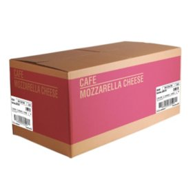 Member's Mark Cafe Shredded Mozzarella Cheese, Case (30 lbs.)
