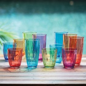 Member's Mark Tritan Tumblers, 12 Pack (Assorted Colors)