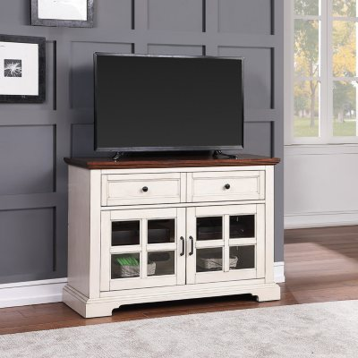 Member S Mark Coventry Console With Multi Step Sherwin Williams Finish Sam S Club