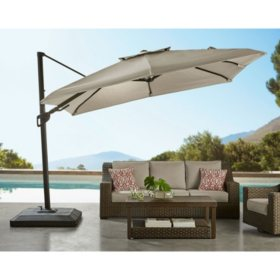 Member's Mark 10' Cantilever Umbrella