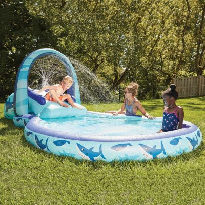 Member S Mark Inflatable Park Pool Slide Choose Your Design Sam S Club
