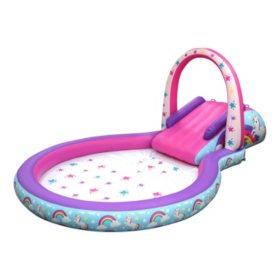 Member's Mark Inflatable Park Pool & Slide - Choose your design