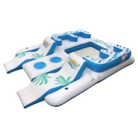 Member's Mark 6-Person Tropical Tahiti Floating Island