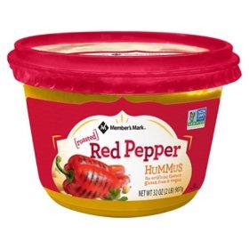 Member's Mark Roasted Red Pepper Hummus (32 oz.)
