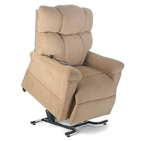 Member's Mark Power Lift Recliner Standard with Adjustable Headrest and Stain Resistant Fabric